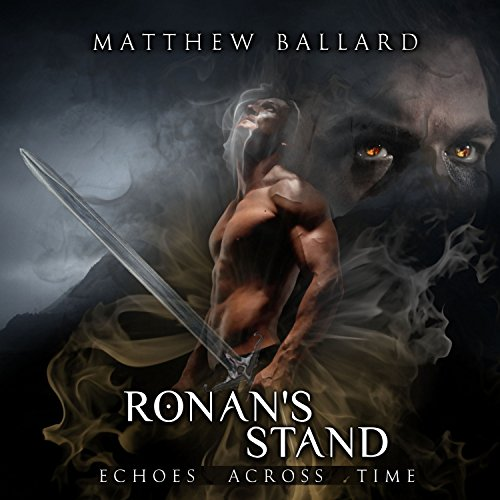 Ronan's Stand audiobook cover art