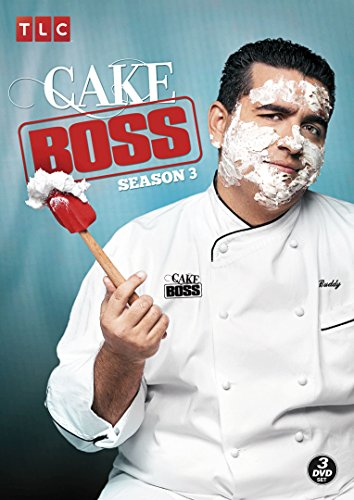 Cake Boss - Season 3 (3 DVDs)