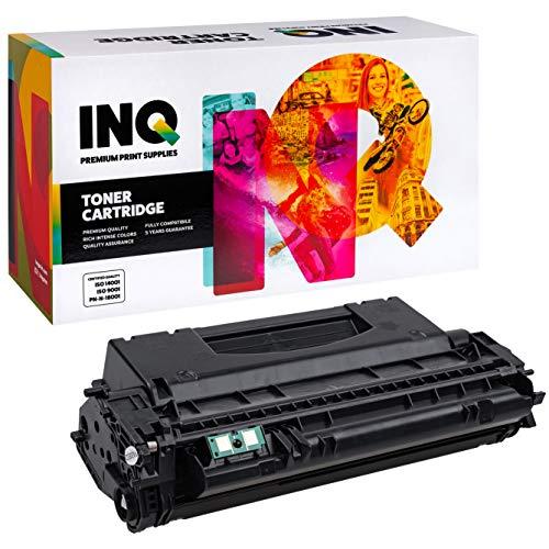 Nieuwe tonercartridge INQ PRINT - 49X compatibel met HP LaserJet 1320/3390/3392 | Q5949X | Zwart; Toner - 53X do LaserJet P2014/2015, M2727 | Q7553X | 7 000 vellen | zwart