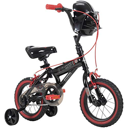 Huffy Star Wars Boys Bike with Training Wheels