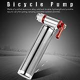 Demeras Mini Bike Bicycle Bumps Fahrradreifen CO2 Inflator Pump Hochwertiges Schrader Ventil...