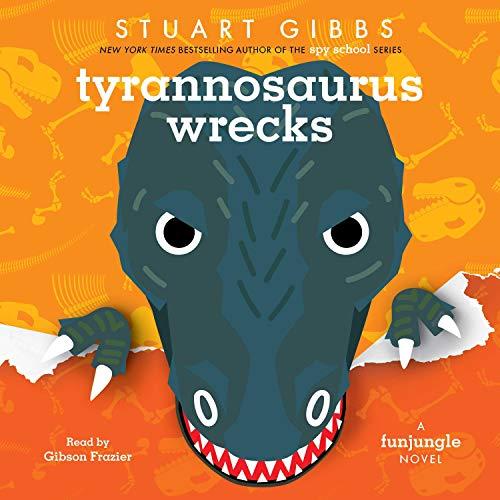 Couverture de Tyrannosaurus Wrecks