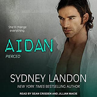 Aidan audiobook cover art