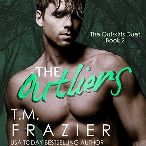 The Outliers audiobook cover art