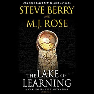 The Lake of Learning audiobook cover art