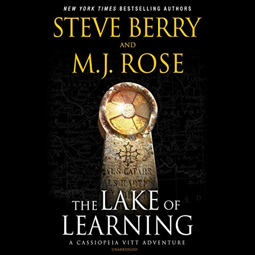 The Lake of Learning: A Cassiopeia Vitt Adventure, Book 2