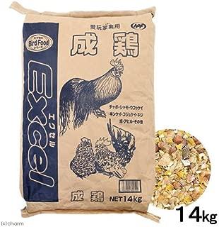 ナチュラルペットフーズ エクセル 成鶏 14kg