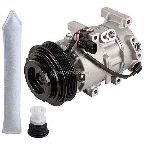 For 2015 Hyundai Accent AC Compressor w/A/C Drier - BuyAutoParts 60-89520R2 New