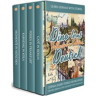 Learn German with Stories Dino lernt Deutsch Collector's Edition - German Short Stories for Beginners Explore German Cities and Boost Your Vocabulary (German Edition):Carsblog