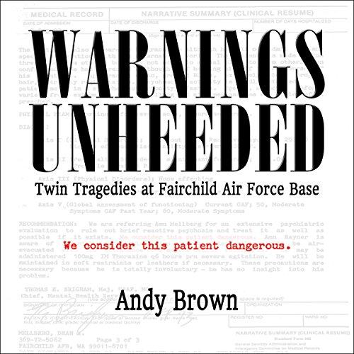 Warnings Unheeded audiobook cover art