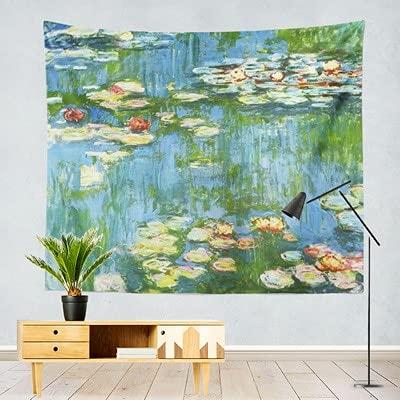 PPOU schilderij Abstracte tapijt slaapzaal decoratie cartoon live achtergrond doek slaapkamer nachtkastje opknoping doek landschap A7 150x200cm