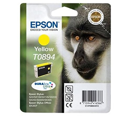 Epson C13T08944011 - T0891 YELLOW INK CART
