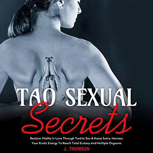 Tao Sexual Secrets cover art