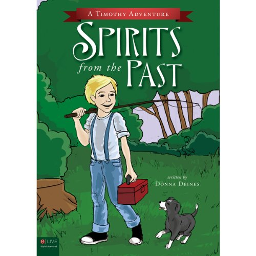 Spirits from the Past audiobook cover art