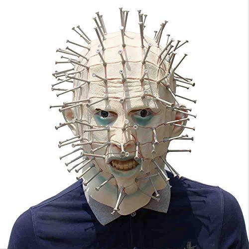 WTNL Halloween Nieuwe Creatieve Nagel Masker Headset
