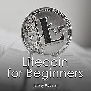 Litecoin for Beginners audiobook cover art