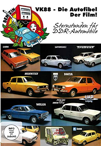 VK88 - Die Autofibel - Der Film! - Sternstunden für DDR-Automobile