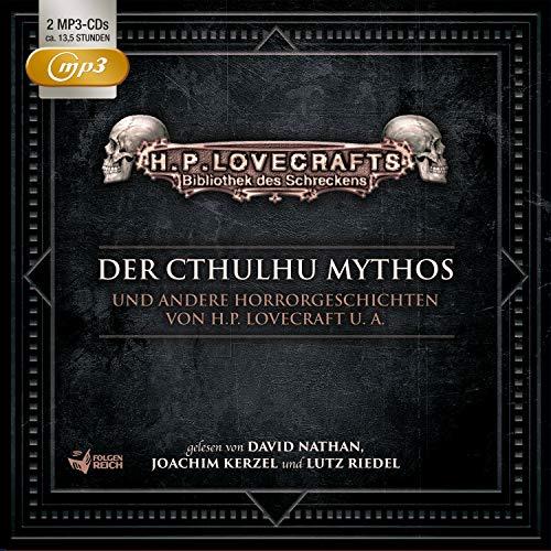 Der Cthulhu Mythos und andere Horrorgeschichten - Box 1
