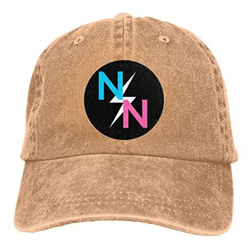 Yuantaicuifeng Norris Nuts - Sombrero impreso en 3D para hombre y mujer, sombrero de vaquero