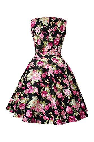 Black Butterfly 'Audrey' Vintage Divinity Kleid im 50er-Jahre-Stil - 2