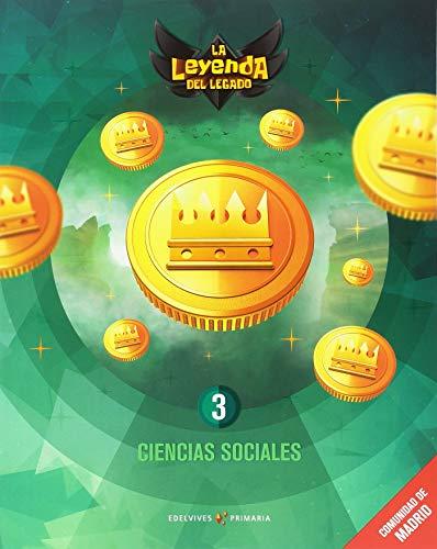 Proyecto: La leyenda del Legado. Ciencias sociales 3 : Comunidad de Madrid