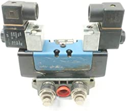 REXROTH GS100G2-2424 Pneumatic Solenoid Valve 115V-AC D634598