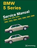 Models Covered: 528e, 533i, 535i & 535is,