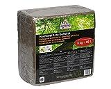 GASPO Sustrato de tierra para jardineras altas y plantas, 5 kg equivale a 30 litros de hummus