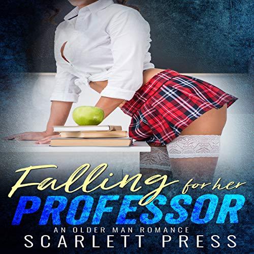 Falling for Her Professor: An Older Man Romance cover art