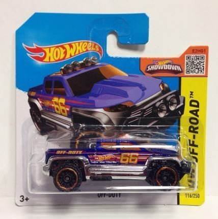 Hot Wheels - HW Off-Road - Off-Duty (116/250) by