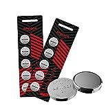 Bevigor CR2032 3V Lithium Coin Battery - Long Lasting Battery - 10 Count