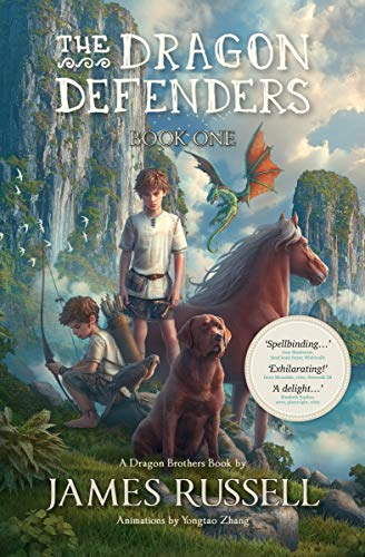 The Dragon Defenders - Book One (English Edition)