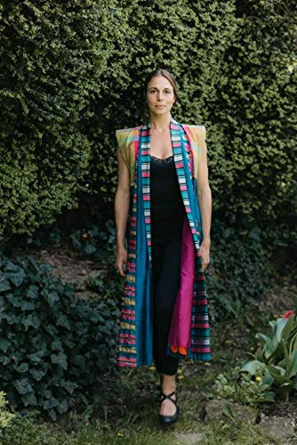 Folkwear Schnittmuster tibetische Paneeljacke