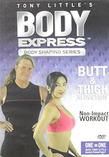 Body Express: Butt & Thigh Solution [Reino Unido] [DVD]