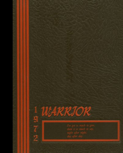 (Reprint) 1972 Yearbook: Whiteland Community High School, Whiteland, Indiana
