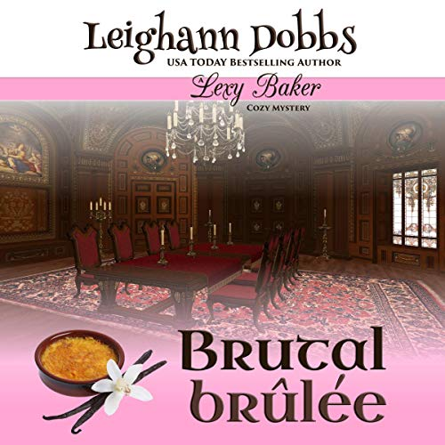 Brutal Brûlée audiobook cover art