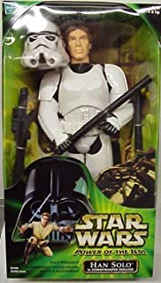 Hasbro Star Wars Han Solo in Stormtrooper Disguise 12in Collectors Figure
