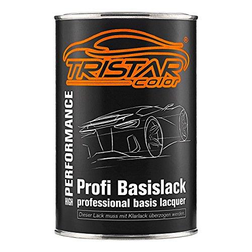 TRISTARcolor Autolack Dose spritzfertig für Opel Z155 Moonland Metallic Basislack 1,0 Liter 1000ml
