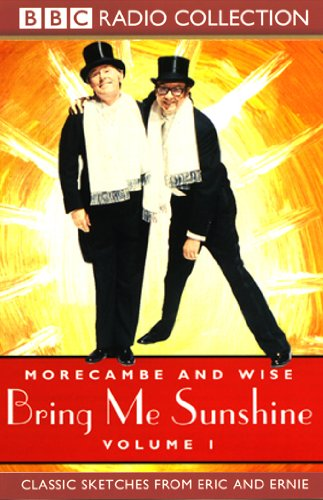 Morecambe and Wise audiobook cover art