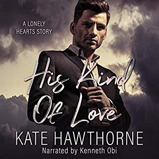 His Kind of Love audiobook cover art