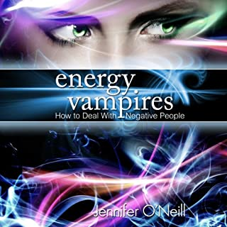 Energy Vampires audiobook cover art
