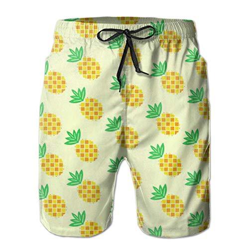 Générique Pantalons de Plage Shorts de Plage Shorts de Bain XXL