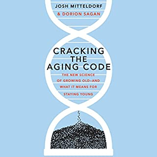 Cracking the Aging Code audiobook cover art