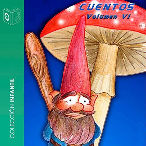 『Cuentos, Volumen VI』のカバーアート