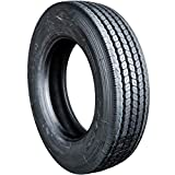 Leao LLF86 All-Season Commercial All Position Radial Tires-215/75R17.5 215/75/17.5 215/75-17.5 135/133J Load Range H LRH 16-Ply BSW Black Side Wall