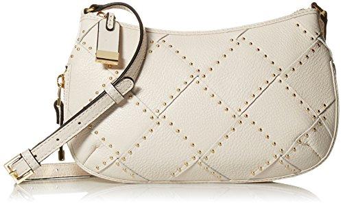 Calvin Klein Raelynn Pebble Leather Outline Stud Crossbody Calvin Klein Raelynn Pebble Leather Outline Stud Crossbody