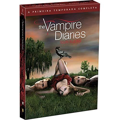 The Vampire Diaries - 1° Temporada Completa - 5 Discos
