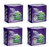 PILLO Premium New Born, Taglia 1 (2-5 Kg), 4 Pacchi da 28 (112 Pannolini Bimbo)