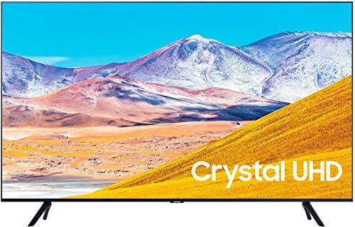 Samsung UE75TU8072xSmart TV 75 Pollici, 4K (3840x2160 Pixel), DVB-T2, Internet TV