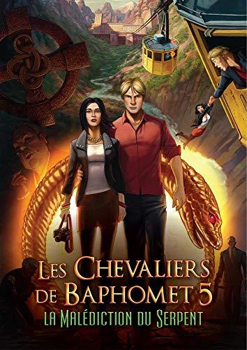 Les chevaliers de Baphomet 5 - la malédiction du serpent